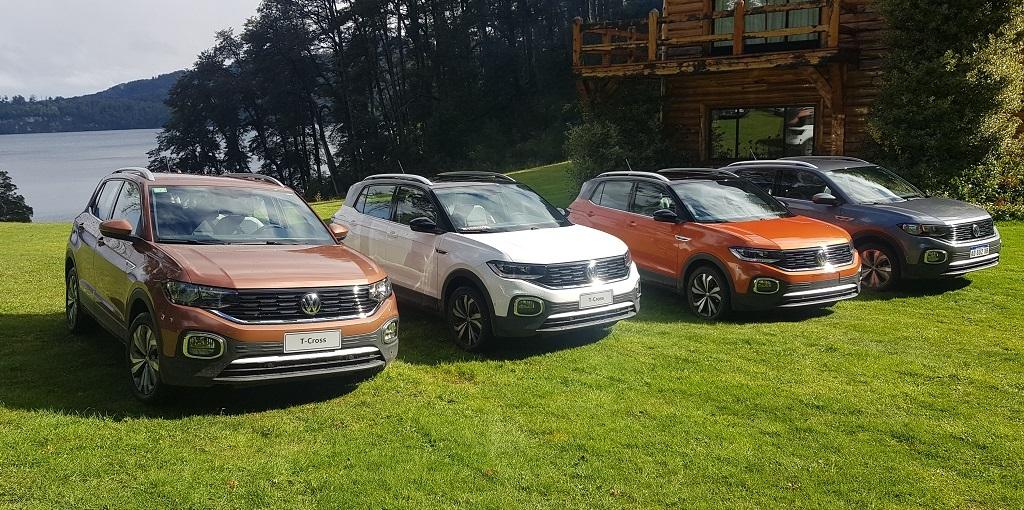 VW T-Cross: Aventura con el SUV chico por el Sur Argentino