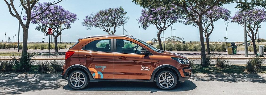 Ford debuta en el servicio de carsharing junto a MyKeego
