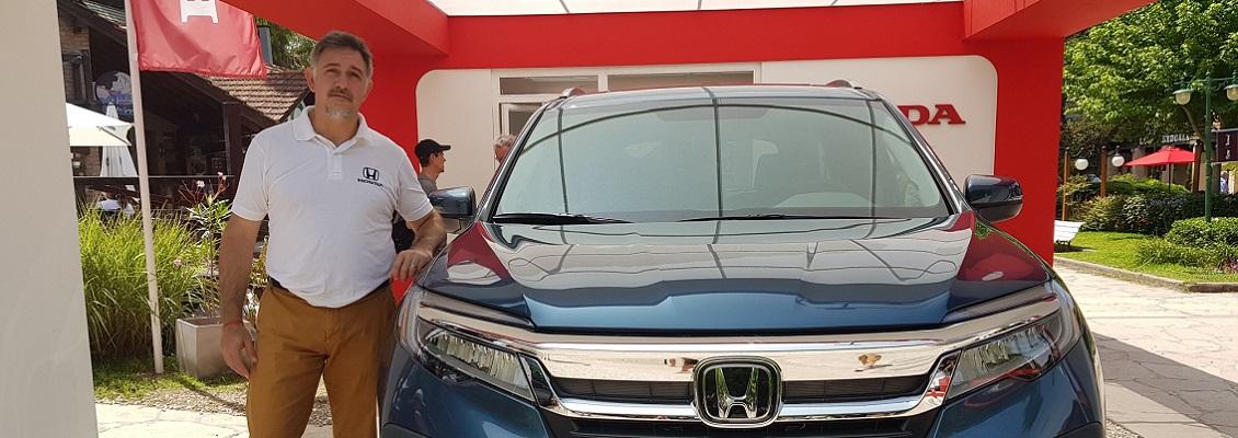 """Honda: """"Nuestro producto estrella, seguirá siendo la HR-V"""""""