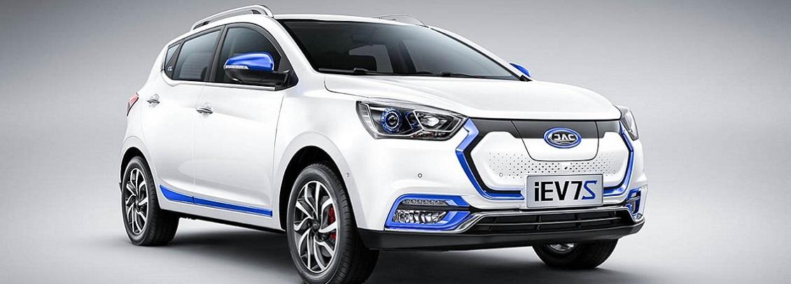 El primer auto chino eléctrico, cada vez más cerca del país