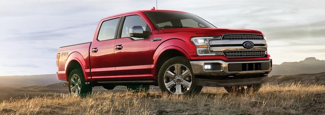 Un componente de la Ford F-150 se usará en la lucha contra el coronavirus