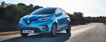 El Renault ZOE eléctrico llega a la Argentina este año