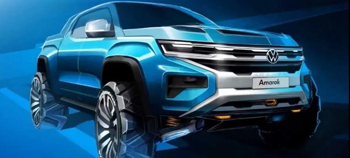 Camionetas: La nueva VW Amarok no será Argentina