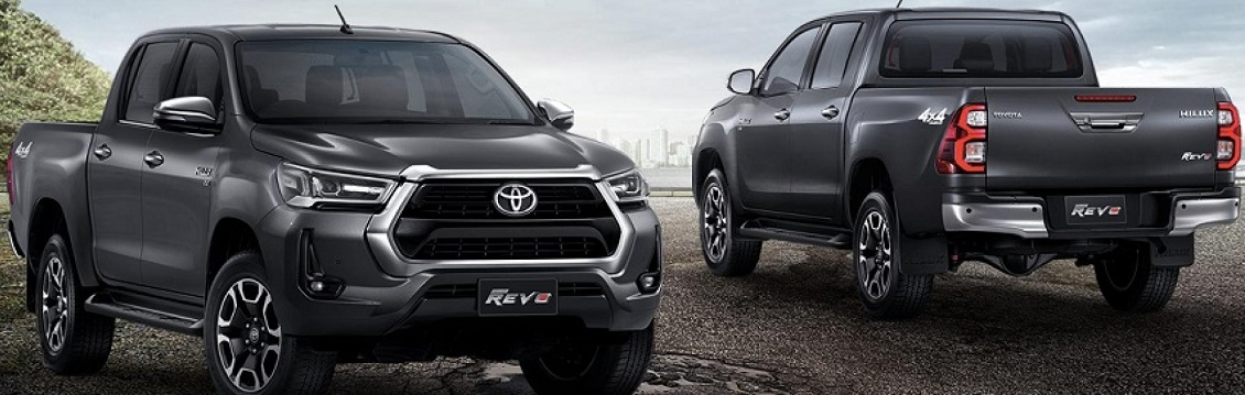 Toyota Hilux 2021: ¿en qué cambia y cuándo sale a la venta?