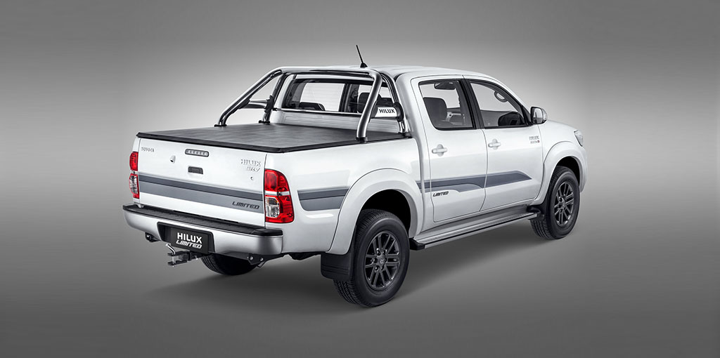 Nota Toyota Hilux Limited 2