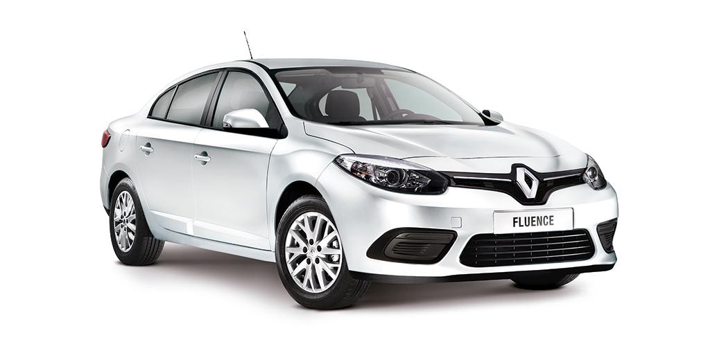 Nuevo Renault Fluence - Dynamique