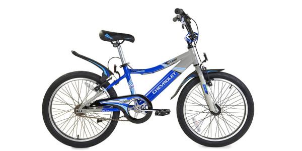 Chevrolet bici niño