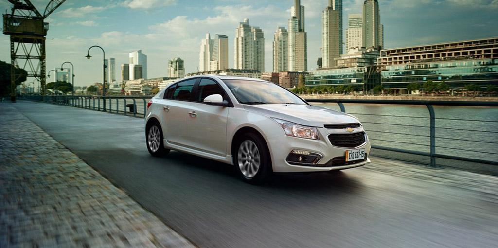 Nuevo Chevrolet Cruze 2015