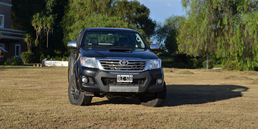 Hilux Limited 1