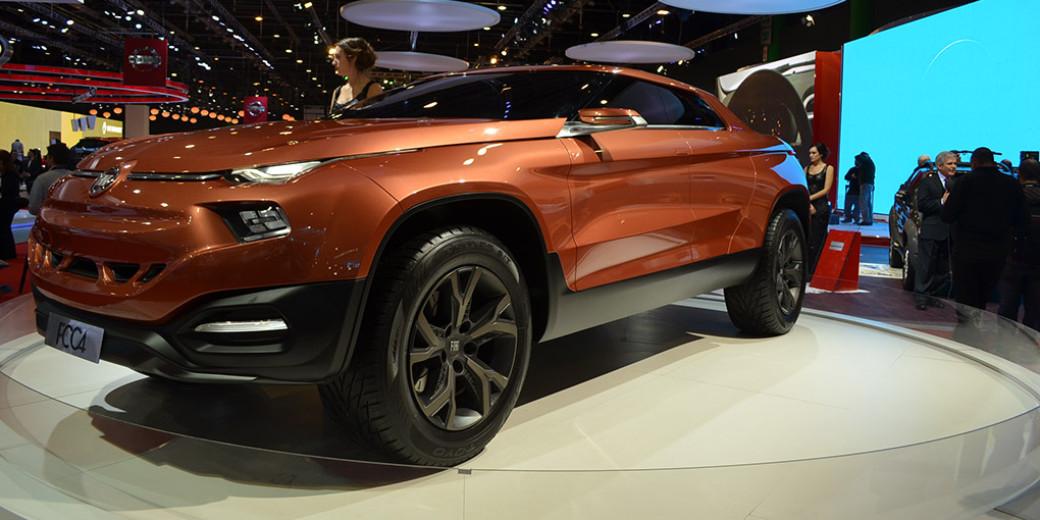 Fiat Concept FCC4