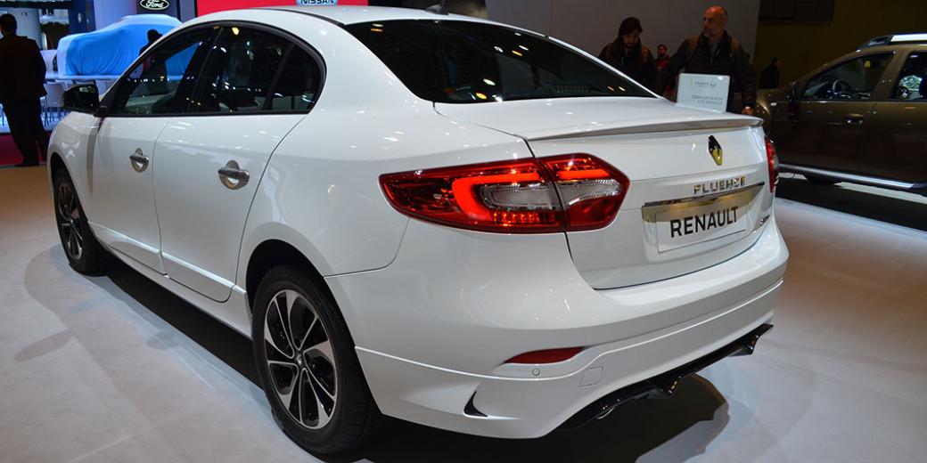 Renault Fluence GT 1