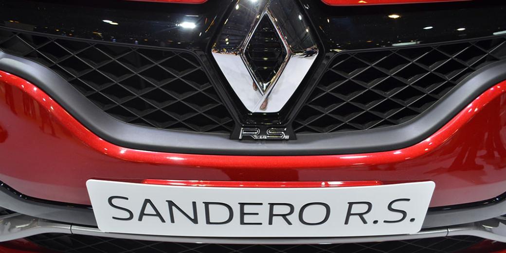 Renault Sandero RS 3