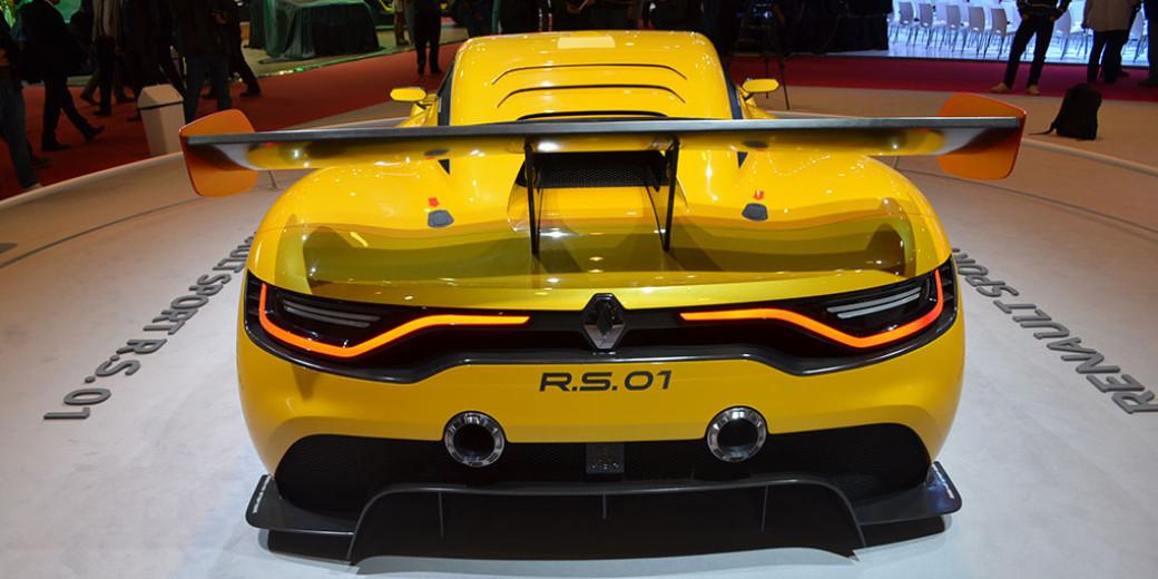 Renault Sport RS 1