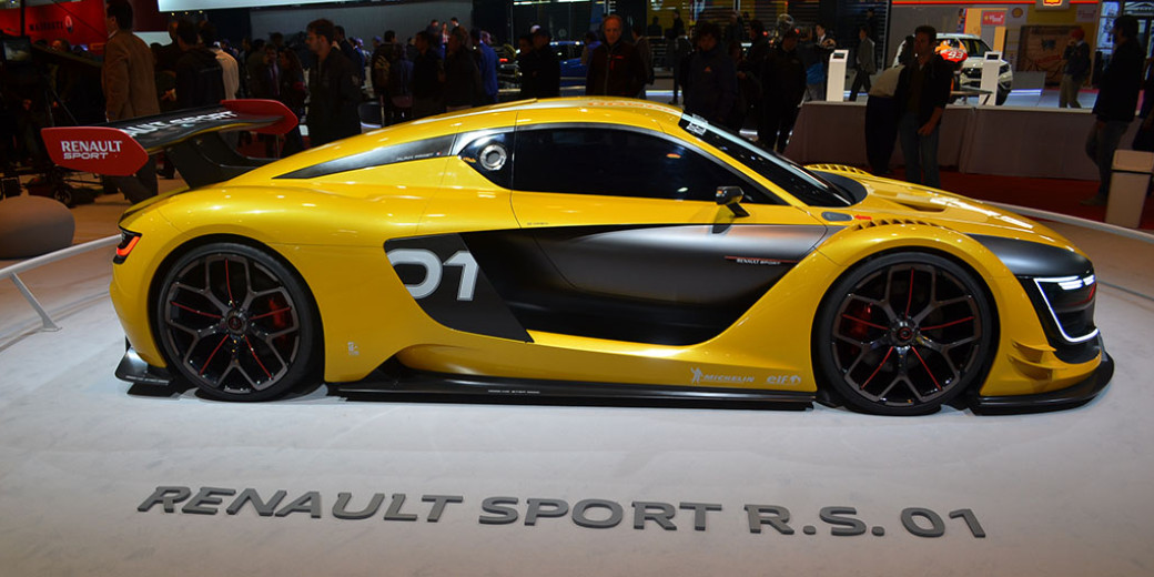 Renault Sport RS 2