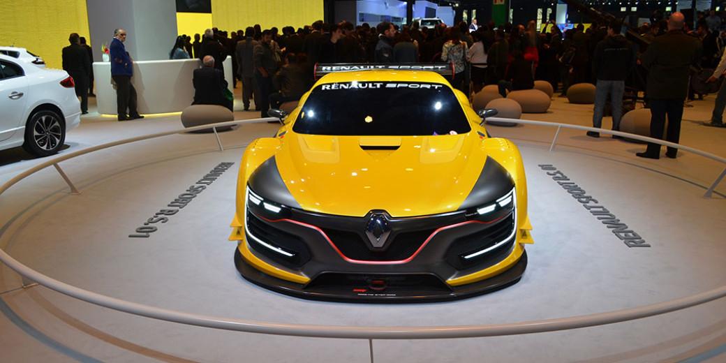 Renault Sport RS 3