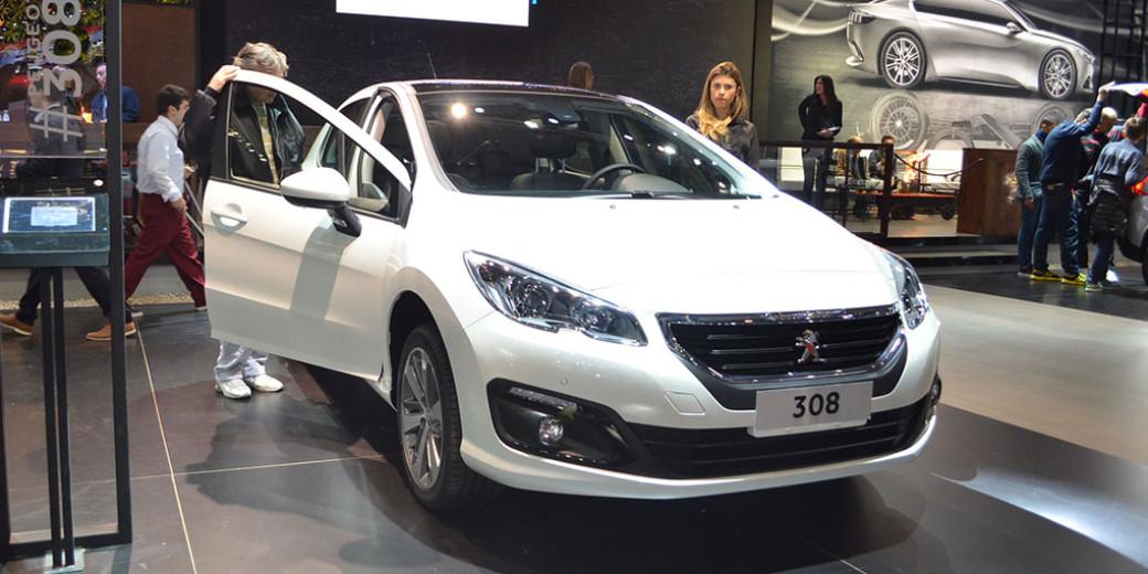Peugeot 2016 308