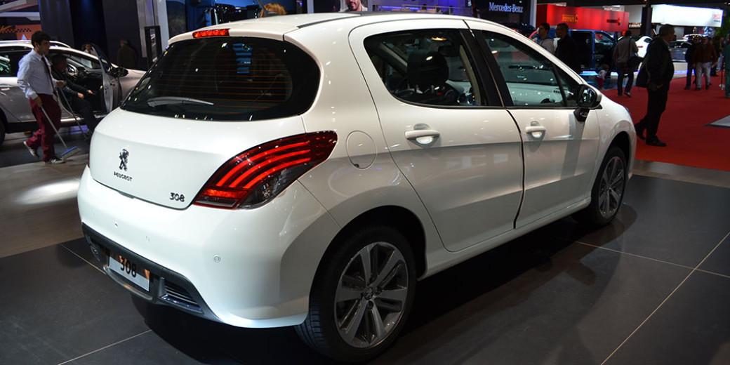 Peugeot 2016 308 b