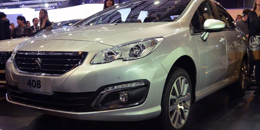 Peugeot 2016 408 c
