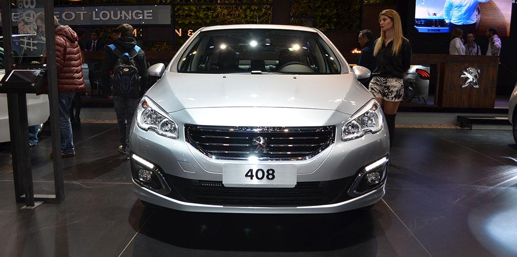 Peugeot 2016 408