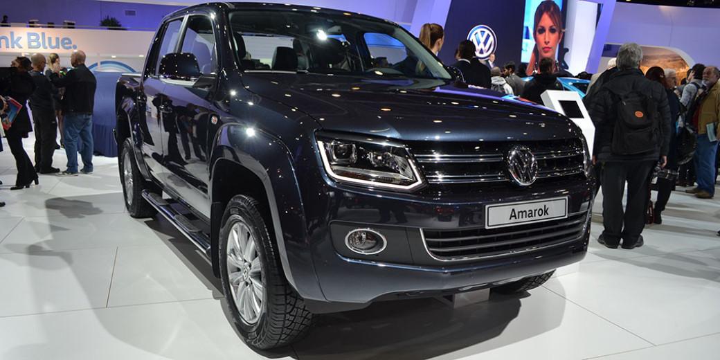 VW Amarok 2016 1