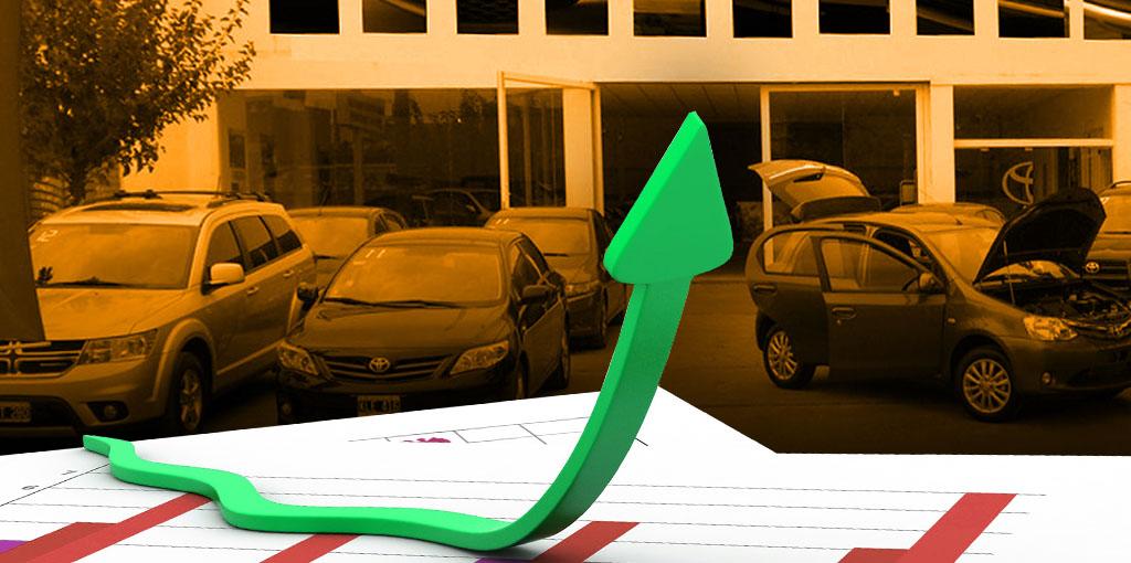 Estos fueron los 10 autos usados más vendidos de junio