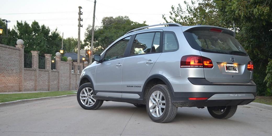 Hoy Fox Vw >> Chevrolet Spin Vs Suran Cross – Motriz