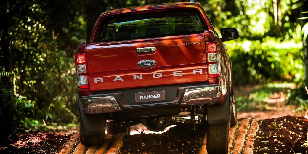 chasis Ford Ranger Nueva