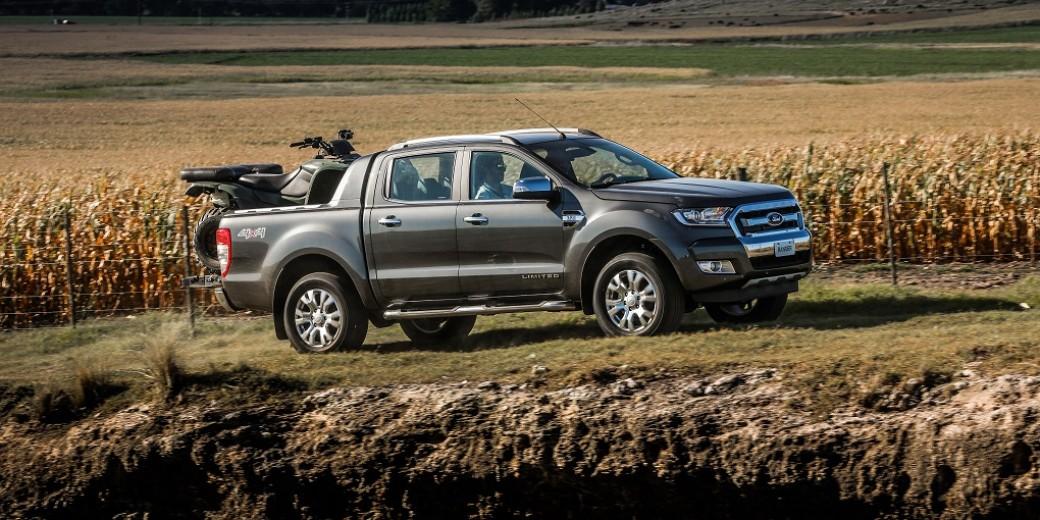 Ford Ranger Nueva campo