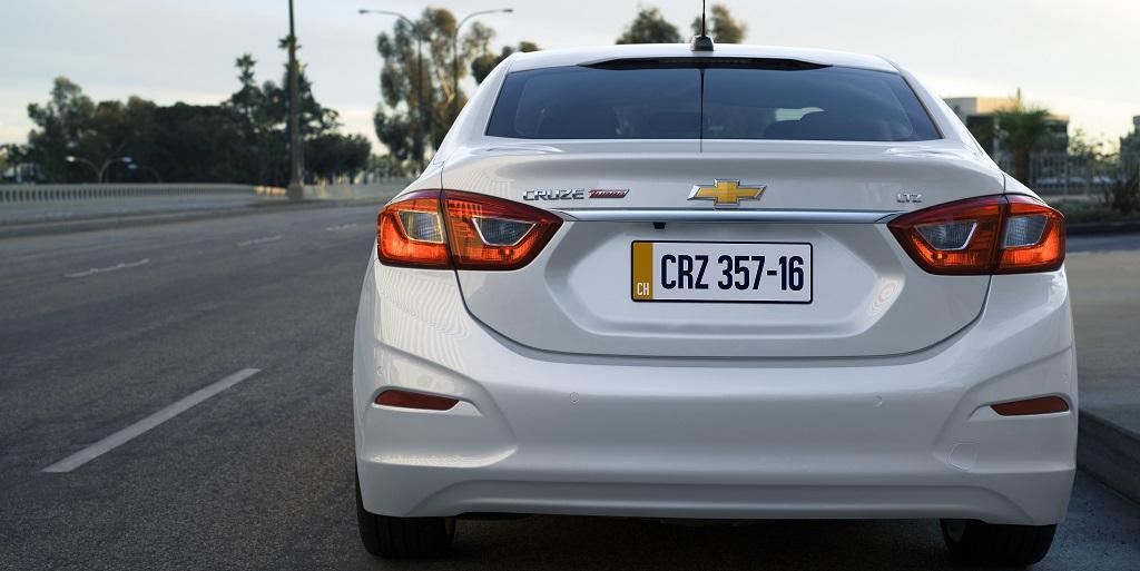Chevrolet Cruze Foto 2