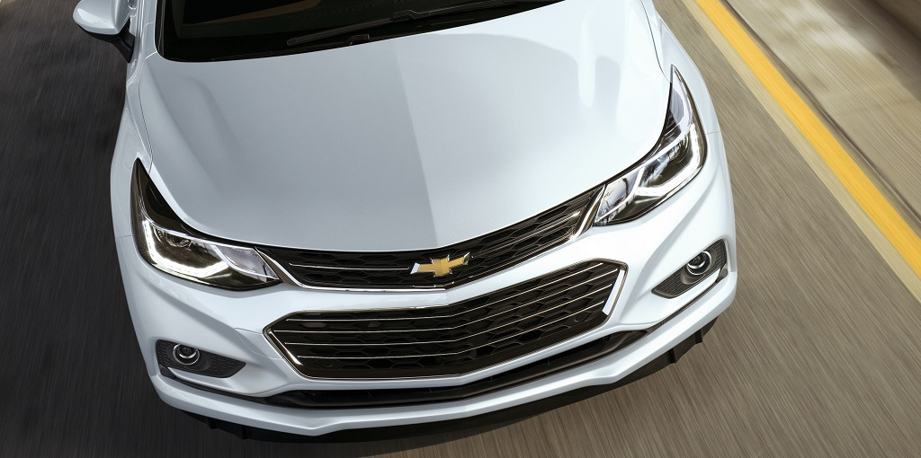 Chevrolet Cruze Foto 3