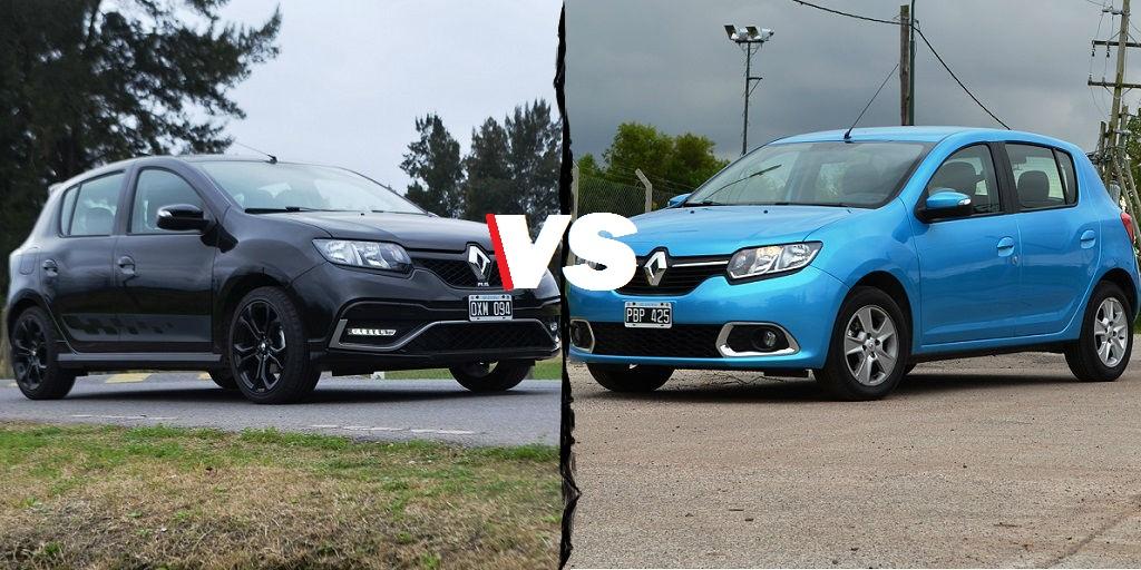 Renault Sandero VS