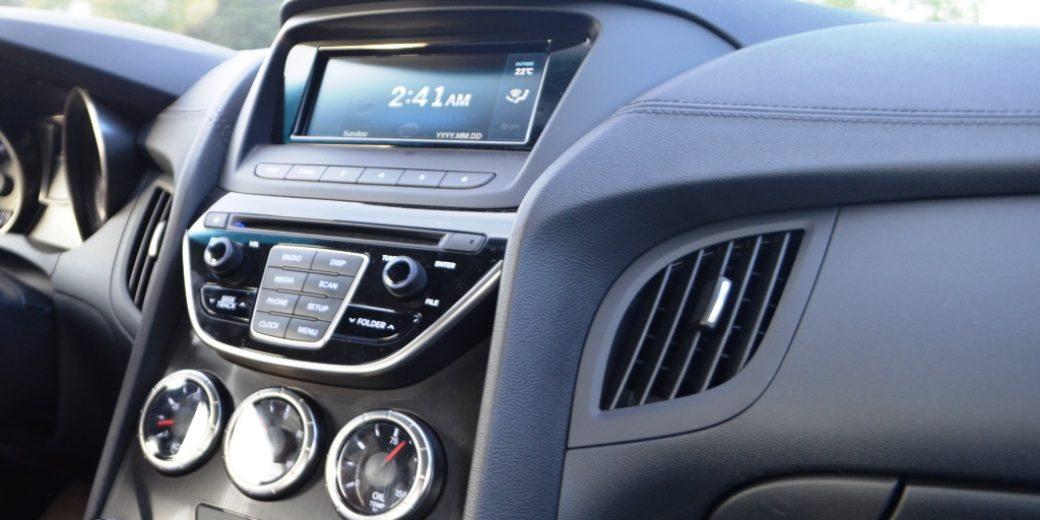 Hyundai Genesis interior 2