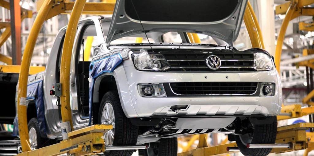 La producción automotriz alcanzó el número más alto en dos años