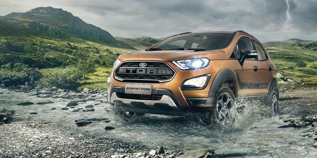 Ford Ecosport Storm 3