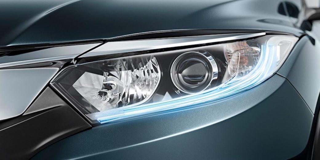 Honda HR-V detalle