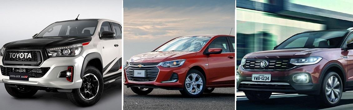 Autos, camionetas y SUV: los más vendidos de mayo