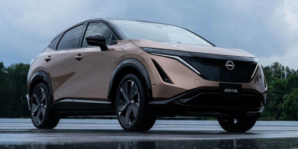 Eléctricos: Nissan Ariya, el primer SUV electrificado de la marca
