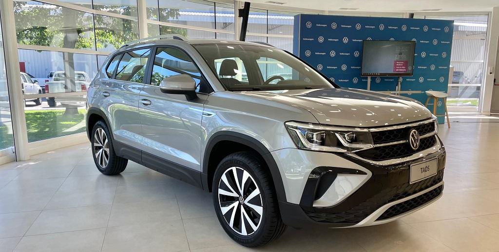 Volkswagen Taos: El nuevo SUV nacional en 6 pasos