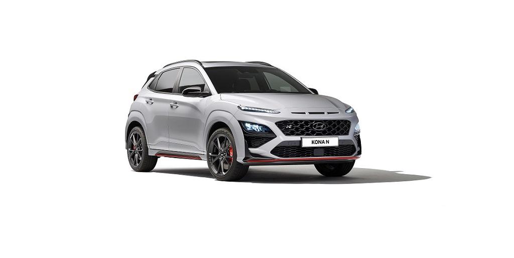 Hyundai Kona N, un SUV para el circuito