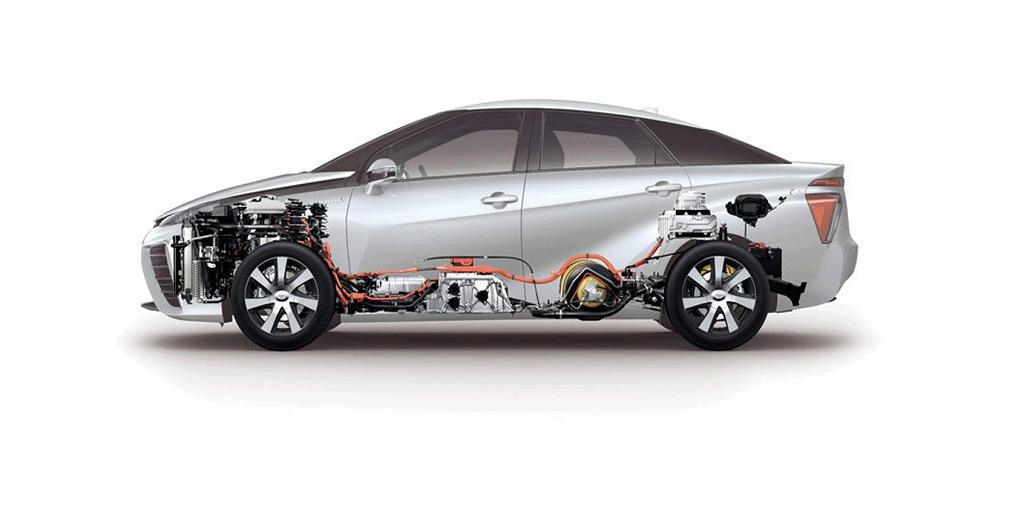 ¿Cuál es el auto híbrido más vendido del país?
