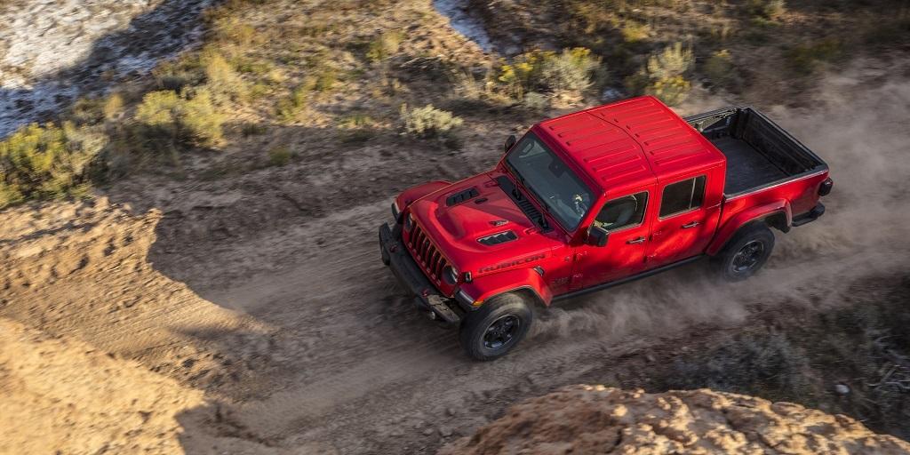 Lanzamiento Jeep Gladiator, la pick up más extrema ya se ofrece en Argentina