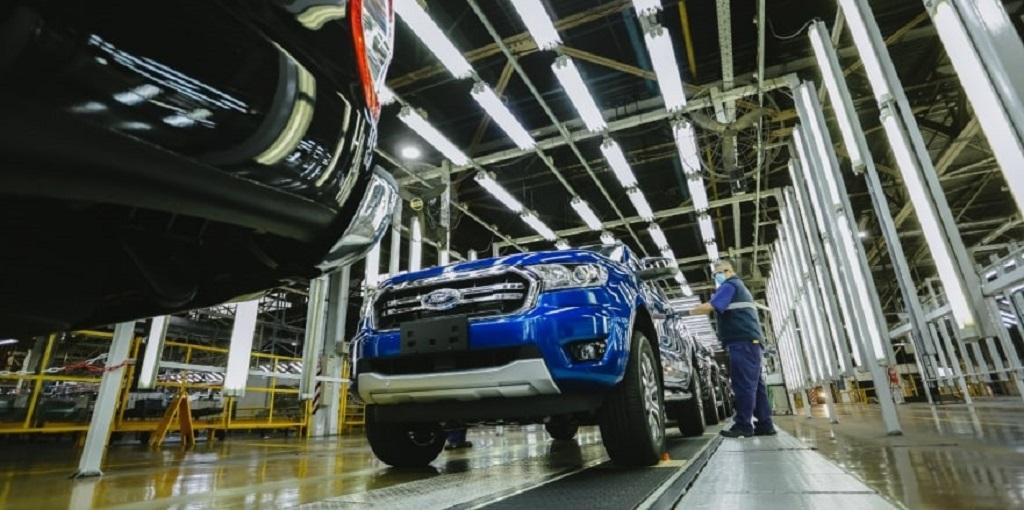Ford aumenta la producción de Ranger en Argentina