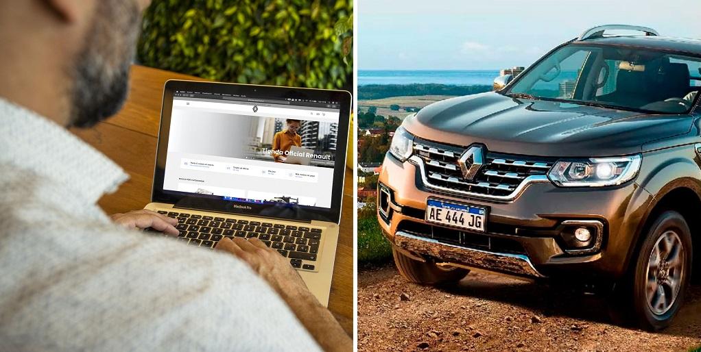 Postventa: Renault cuenta con su propia tienda de repuestos en Mercado Libre