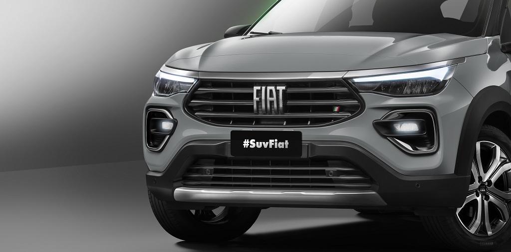 Adelanto: Fiat develó a su futuro SUV (Tuo, Domo o Pulse), sus posibles nombres