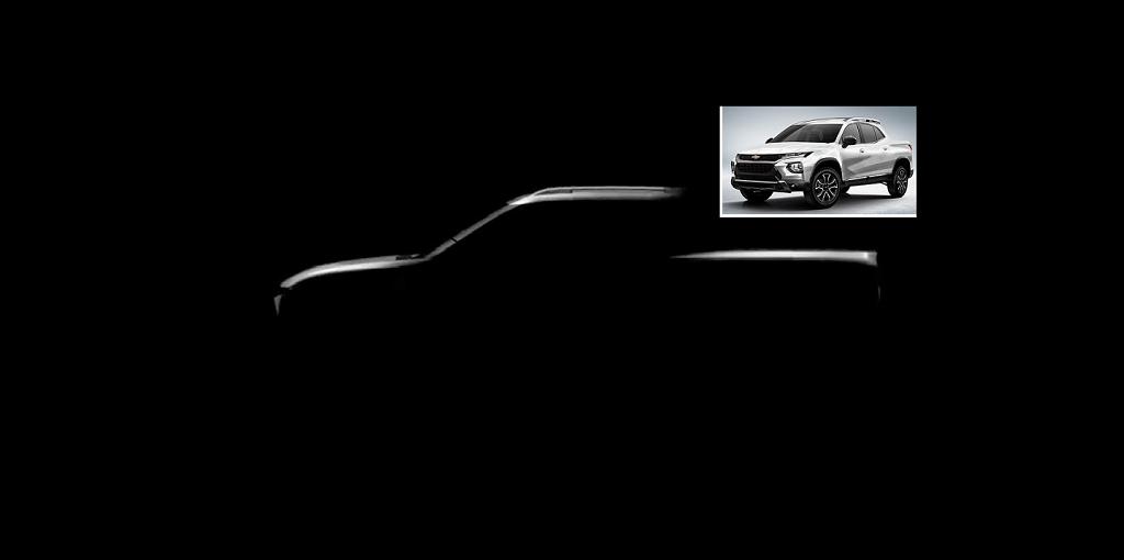 Chevrolet confirmó que su nueva pick up compacta se llamará Montana